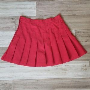 Nike Pleated Highwaisted Tennis Skirt